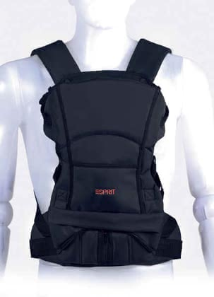 Esprit 3-Way-Carrier Babytrage, Basic Black - большое изображение