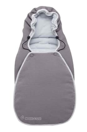 Maxi Cosi footmuff for Baby car seat Cabrio 2011, Steel Grey - большое изображение