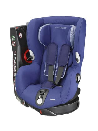 Maxi-Cosi Child car seat Axiss River Blue 2017 - большое изображение