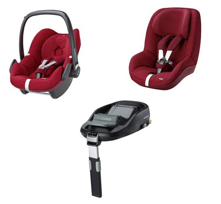 FamilyFix safety concept from Maxi-Cosi Robin Red 2017 - большое изображение