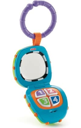 Fisher-Price телефон с забавными звуками 2016 - большое изображение