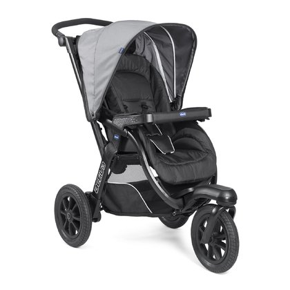 Chicco Sportwagen Activ 3 TOP Dark Grey 2017 - большое изображение