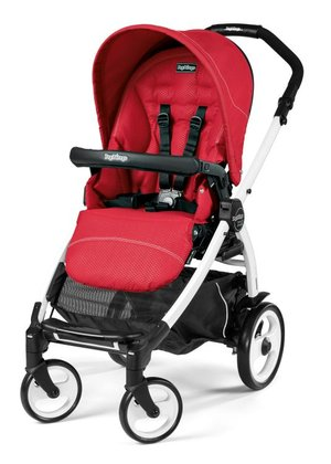 Peg-Perego Book 51 Sportivo – Weiß Mod Red 2016 - большое изображение